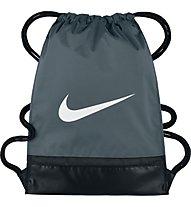 Nike Brasilia - Sportbeutel, Grey/Black
