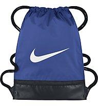 Nike Brasilia - Sportbeutel, Blue/Black/White