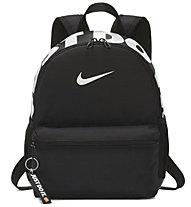 Nike Brasilia JDI - zaino daypack - bambino, Black/White