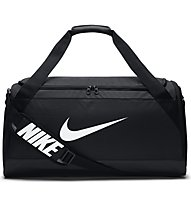 Nike Brasilia (Medium) - Sporttasche, Black/White