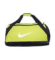 Nike Brasilia Medium - Sporttasche, Yellow