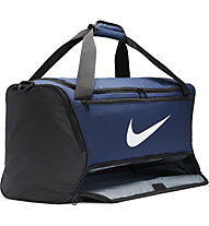 Nike Brasilia Training Duffle (Medium) - borsone sportivo, Blue