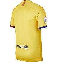 Nike Breathe FC Barcelona Stadium Away - maglia calcio - uomo, Yellow