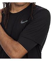 Nike Breathe Rise 365 RD - maglia running - uomo, Black