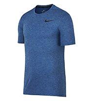 Nike Breathe Hyperdry - Trainingsshirt - Herren, Blue