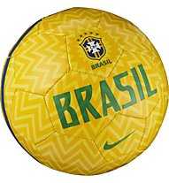 Nike Brasil CBF Skills - Mini-Fußball, Yellow