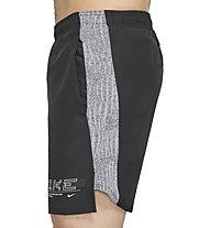 "Nike Challenger 7"" Running - pantaloni corti running - uomo, Black"