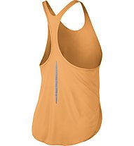 Nike City Sleek - top running - donna, Orange