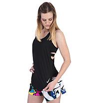 Nike City Sleek Tank - Lauftop - Damen, Black