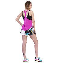 Nike City Sleek Tank - Lauftop - Damen, Pink