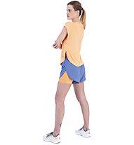 Nike City Sleek Top - T-Shirt - Damen, Orange