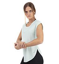 Nike City Sleek Top - T-Shirt - Damen, Green