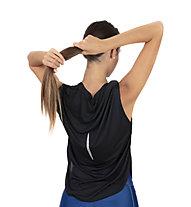 Nike City Sleek Top - T-Shirt - Damen, Black