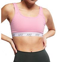 Nike Classic Soft Bra - Sport BH mittlerer Halt - Damen, Rose