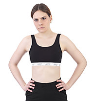 Nike Classic Soft Bra - Sport BH mittlerer Halt - Damen, Black
