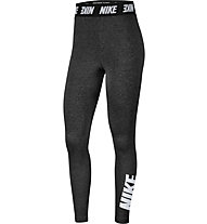 Nike Sportswear Club High-Rise - Trainingshose lang - Damen, Black