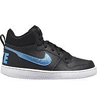 Nike Court Borough Mid EP Little Kids' Shoe - Sneaker - Kinder, Black