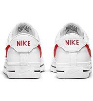 Nike Court Legacy - sneaker - uomo, White, Red