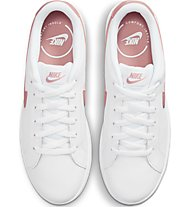 Nike Court Royale 2 - Sneakers - Damen, White, Pink