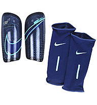 Nike CR7 Mercurial Lite - parastinchi calcio, Blue