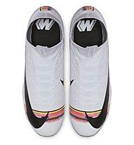 Nike CR7 Superfly 6 Pro FG - Fußballschuh für festen Boden, Platinum/Black/White