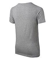 Nike Air Max Grid - T-shirt ragazzo, Grey