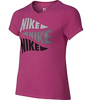 Nike Varsity Art Training T-Shirt Mädchen, Pink