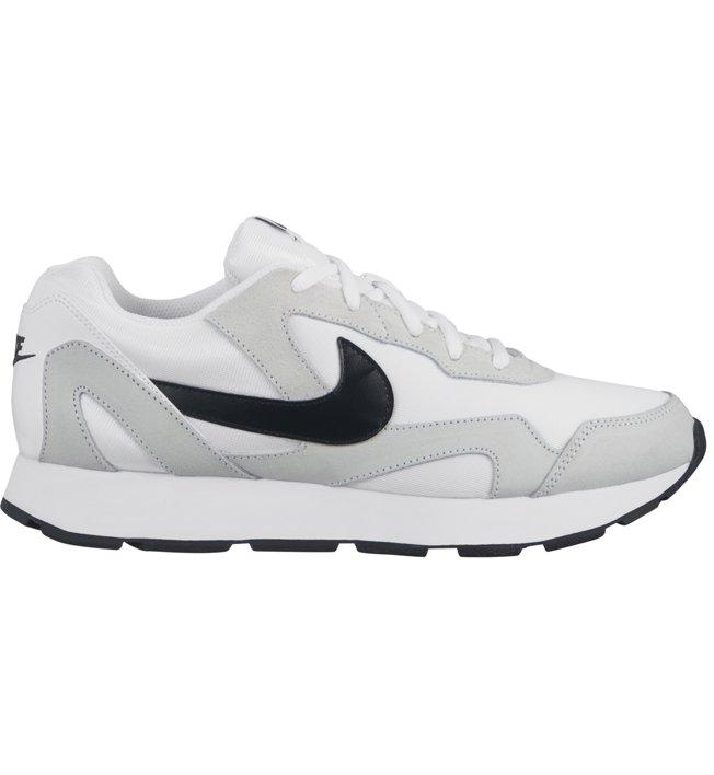 Nike Delfine - Sneaker - Herren, White/Black