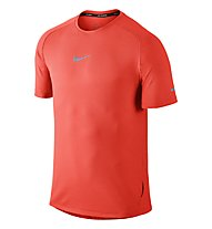 Nike Aeroreact T-shirt running, Red