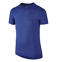 Nike Boys' Nike Training Top - Kinder T-Shirt, Blue