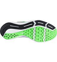 Nike Downshifter 7 - Laufschuh Herren, Grey/Green