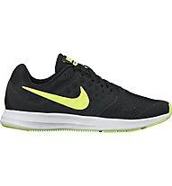 Nike Downshifter 7 (GS) - neutraler Laufschuh - Kinder, Black