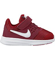 Nike Downshifter 7 (TDV) - Turnschuh - Kinder, Red
