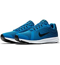 Nike DownShifter 8 (GS) - scarpe running neutre - bambino, Blue