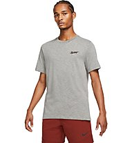 Nike Dri-FIT - Trainingsshirt - Herren, Grey
