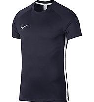 Nike Dri-FIT Academy - maglia calcio, Dark Blue/White