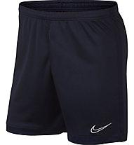 Nike Dri-FIT Academy - pantaloni corti calcio - bambino, Dark Blue/White