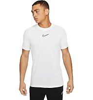 Nike Dri-FIT Academy - t-shirt da calcio - uomo, White