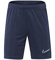 Nike Dri-FIT Academy Big Kids' Knit - pantaloni calcio - bambino, Dark Blue