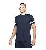Nike Dri-FIT Academy Men's T-Shirt - Fußballtrikot - Herren, Dark Blue