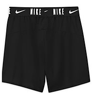 "Nike Dri-FIT Big Kids' (Girls') 6"" - Trainingshose - Mädchen, Black/White"