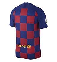 Nike FC Barcelona Stadium Home - Fußballtrikot - Herren, Blue/Red