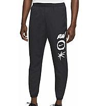 Nike Dri-FIT Challenger Wild Run Woven - pantaloni running - uomo, Black