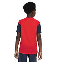 Nike  Dri-FIT CR7 Big Kids - maglia calcio - ragazzo, Red/Dark Blue