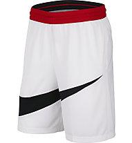 Nike Dri-FIT HBR - Kurze Basketballhose - Herren, White