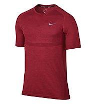 Nike Dri-FIT Knit - Laufshirt, Red