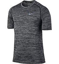 Nike Dri-Fit Knit Top - Laufshirt - Herren, Black