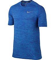 Nike Dri-Fit Knit Top - Laufshirt - Herren, Blue