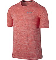 Nike Dri-Fit Knit Top - Laufshirt - Herren, Orange