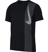 Nike Dri-FIT Men's Training Top - T-Shirt - Herren, Black